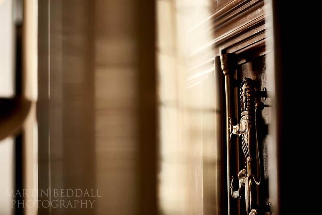 RIBA wedding venue detail