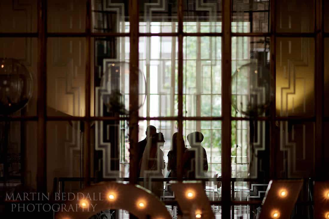 RIBA wedding reception
