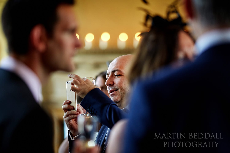 Hampton Court House reception
