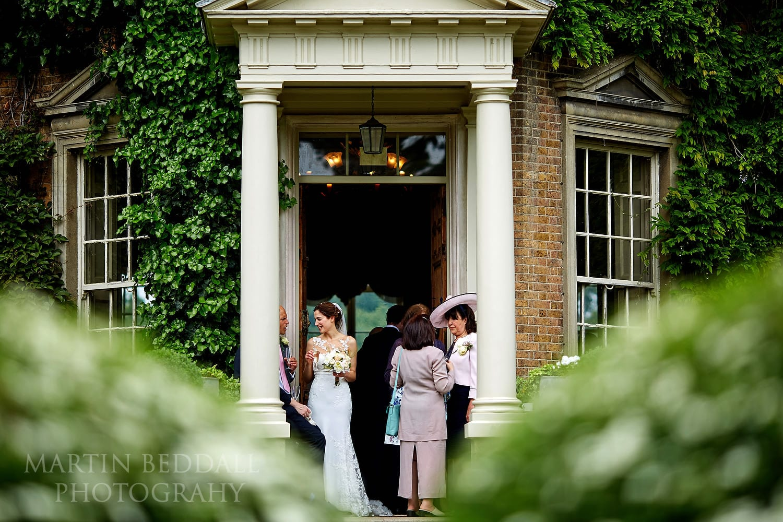 Hampton Court House wedding reception