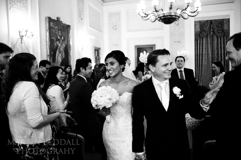 Lansdowne Club wedding