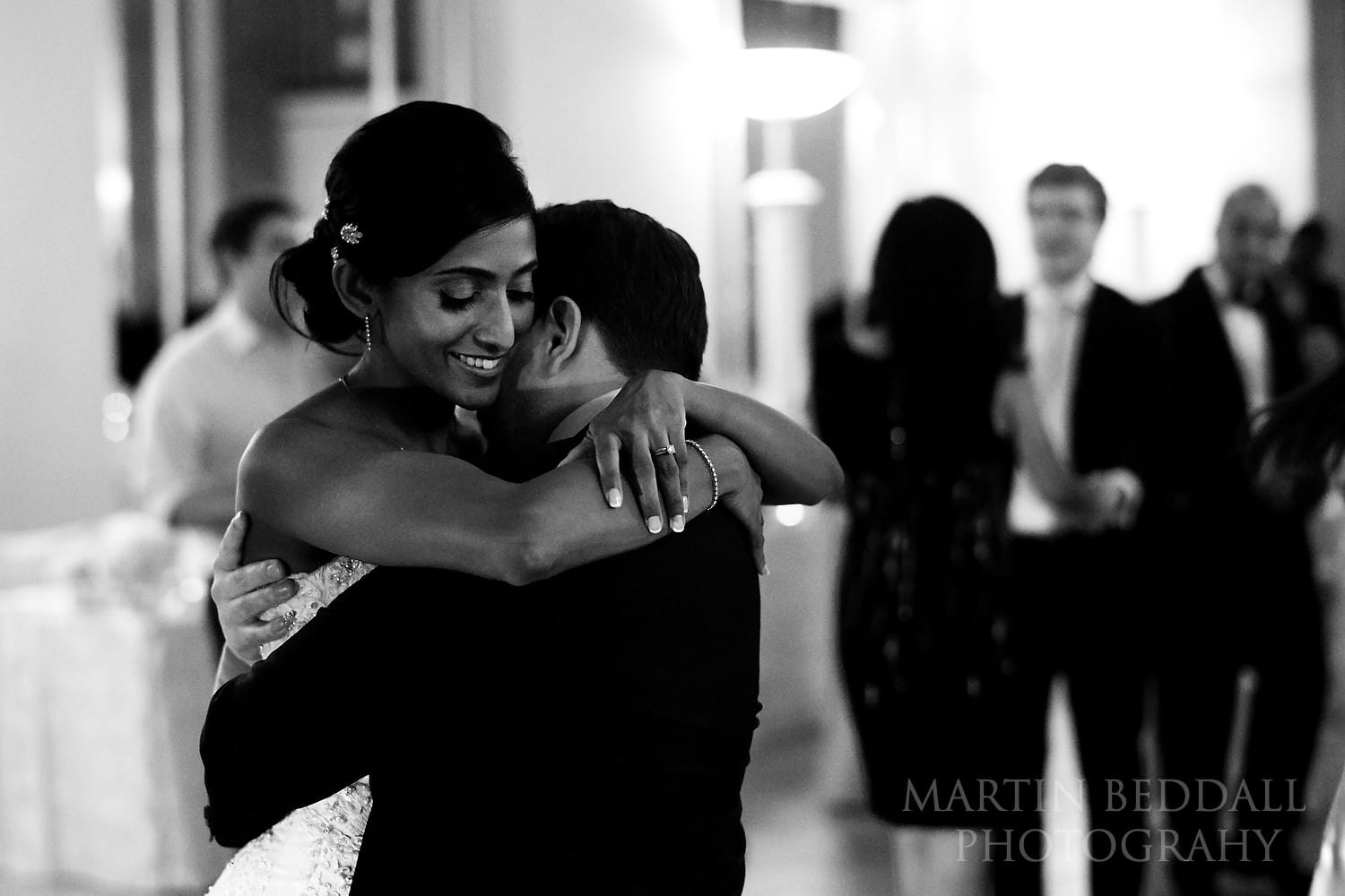 First dance at the Lansdowne Club