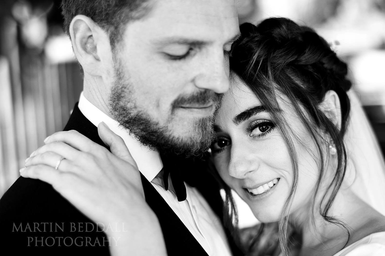 RIBA wedding couple portrait