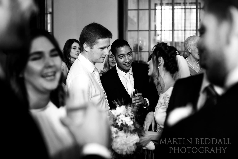 RIBA wedding drinks reception