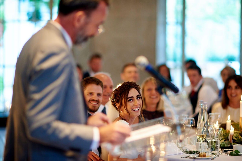 RIBA wedding speeches