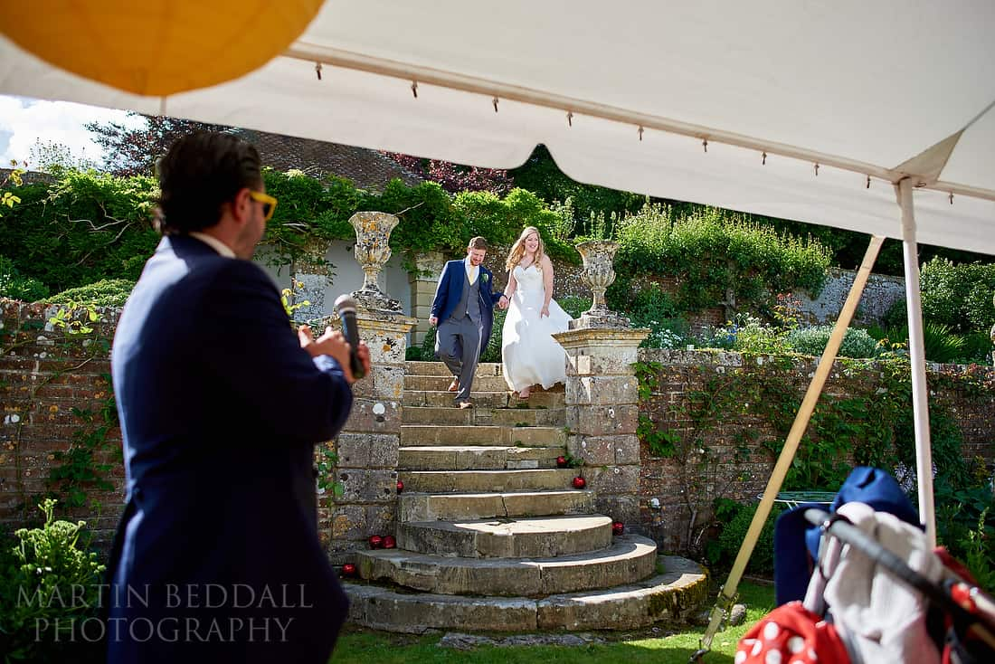 Hatch House wedding