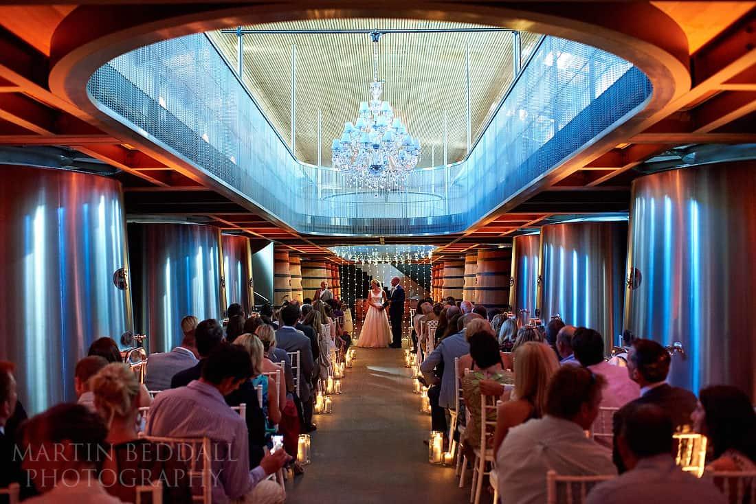 Château Soutard wedding