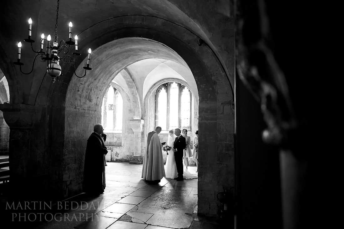 Canterbury Cathedral wedding