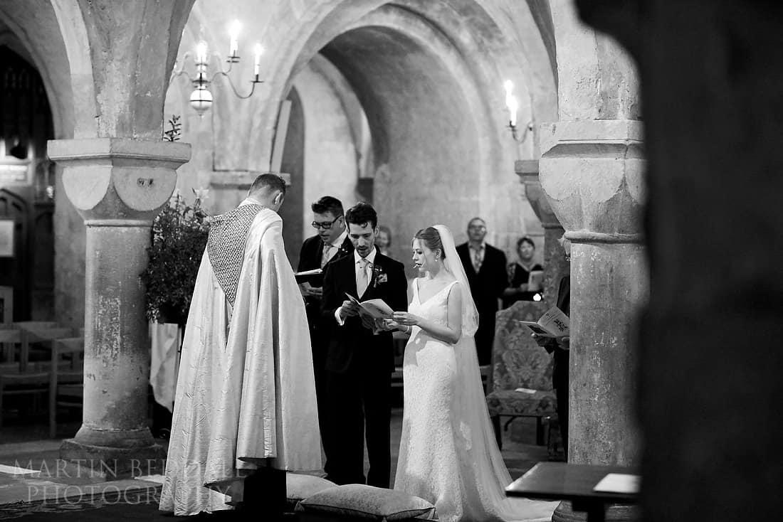 Canterbury Cathedral wedding