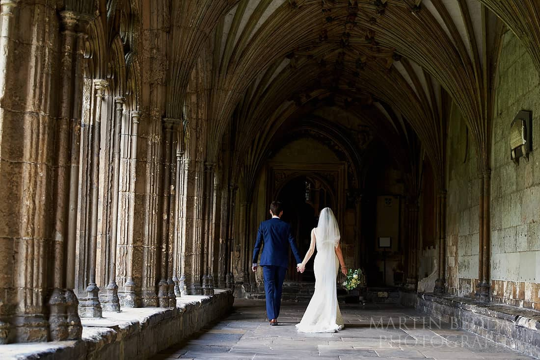 Canterbury Cathedral wedding photography