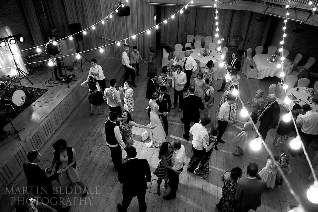 wedding dance at canterbury cathedral lodge