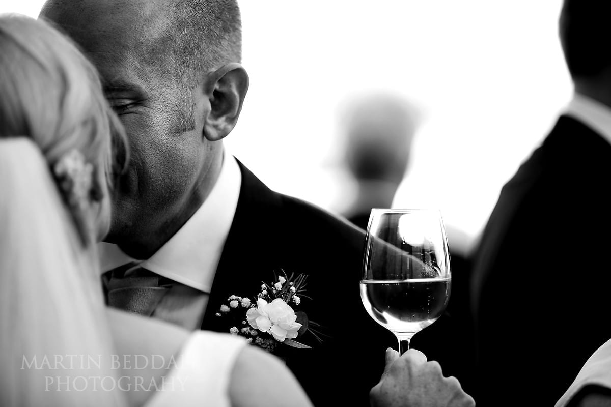 Reportage wedding photography at Château Soutard