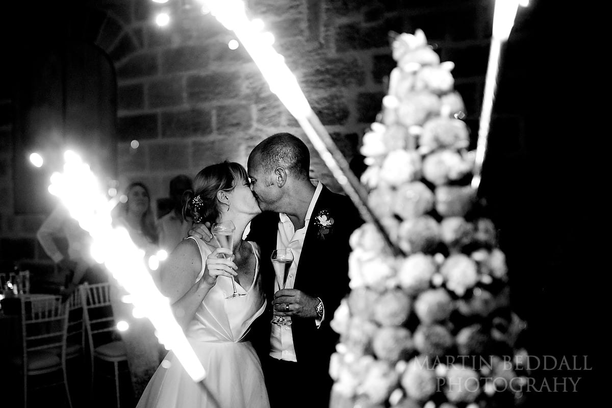 Croquembouche at Château Soutard wedding