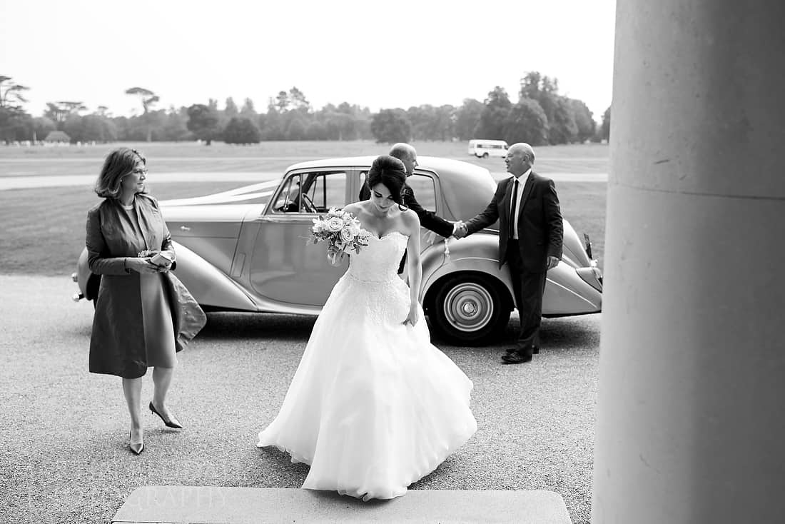 Goodwood House wedding