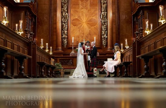 Trinity College wedding photography