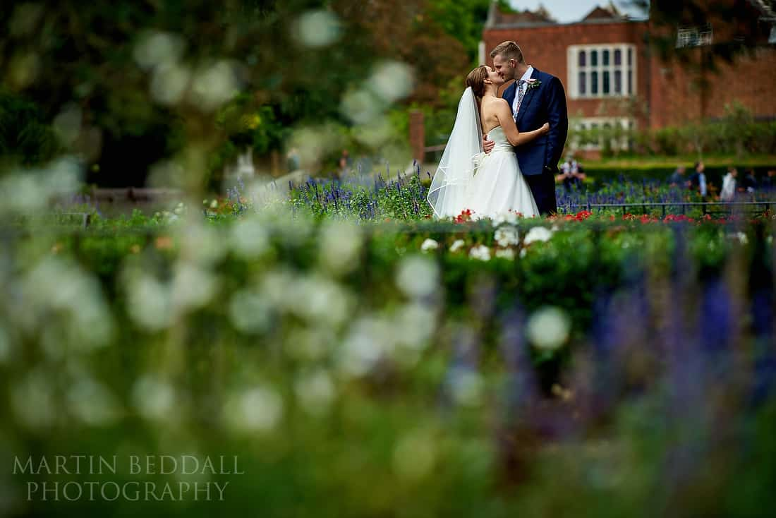 Wedding photography at The Orangery in London
