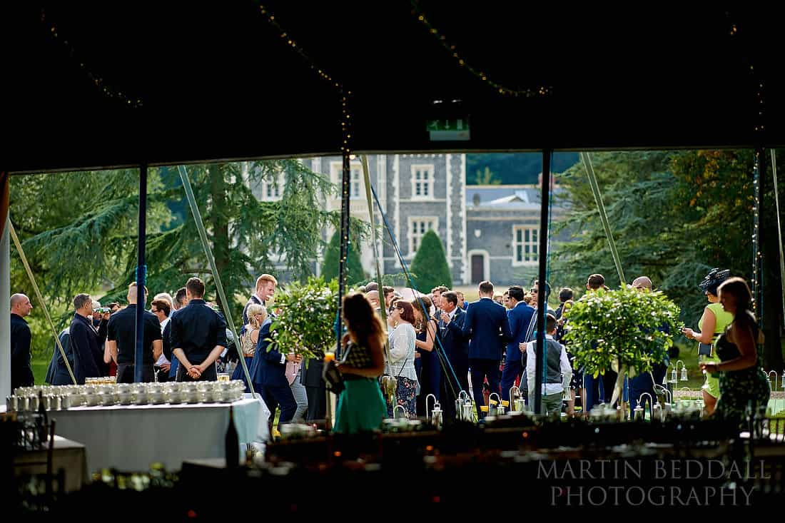 Folkington Manor wedding