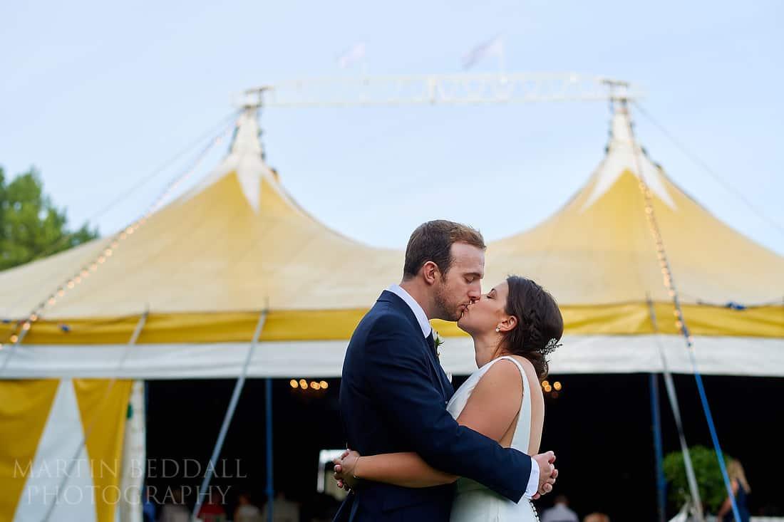 big top wedding