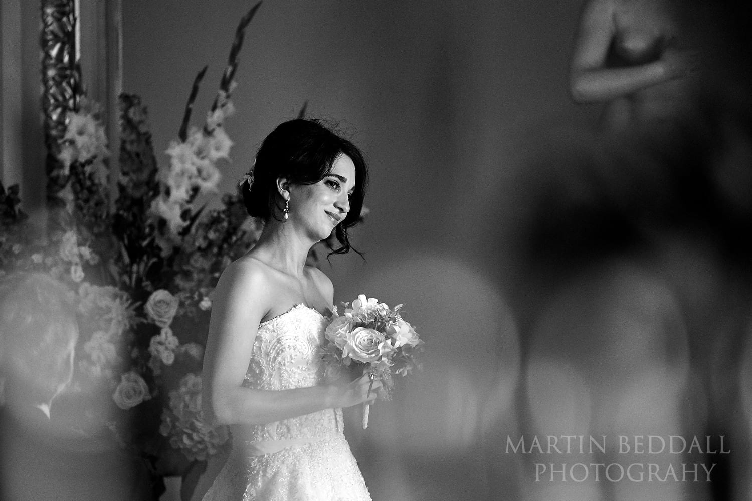 Bride at Goodwood House