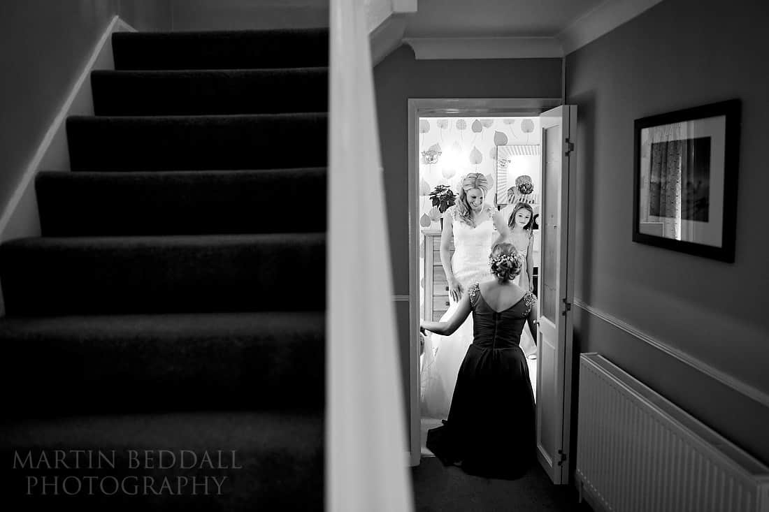 bride ready