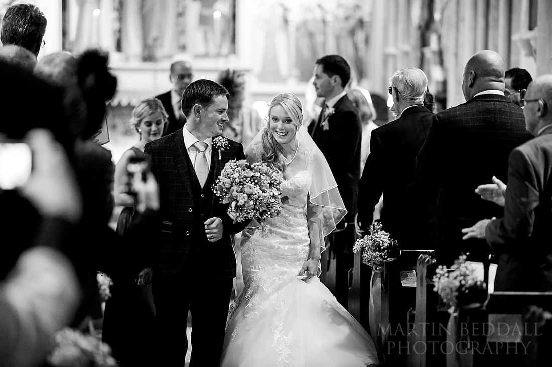 Highclere wedding