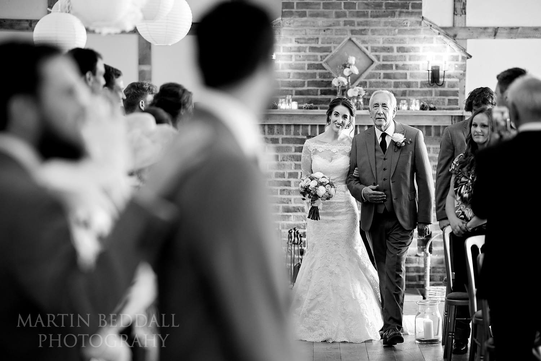 Burley Manor wedding