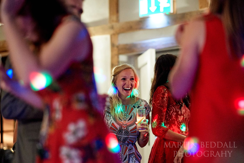 Burley Manor wedding dancing