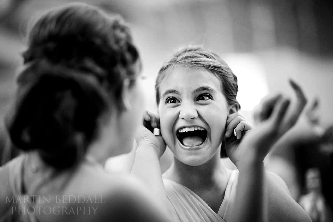 London wedding photography with the Nikon 105mm f1.4 at St Chads Place