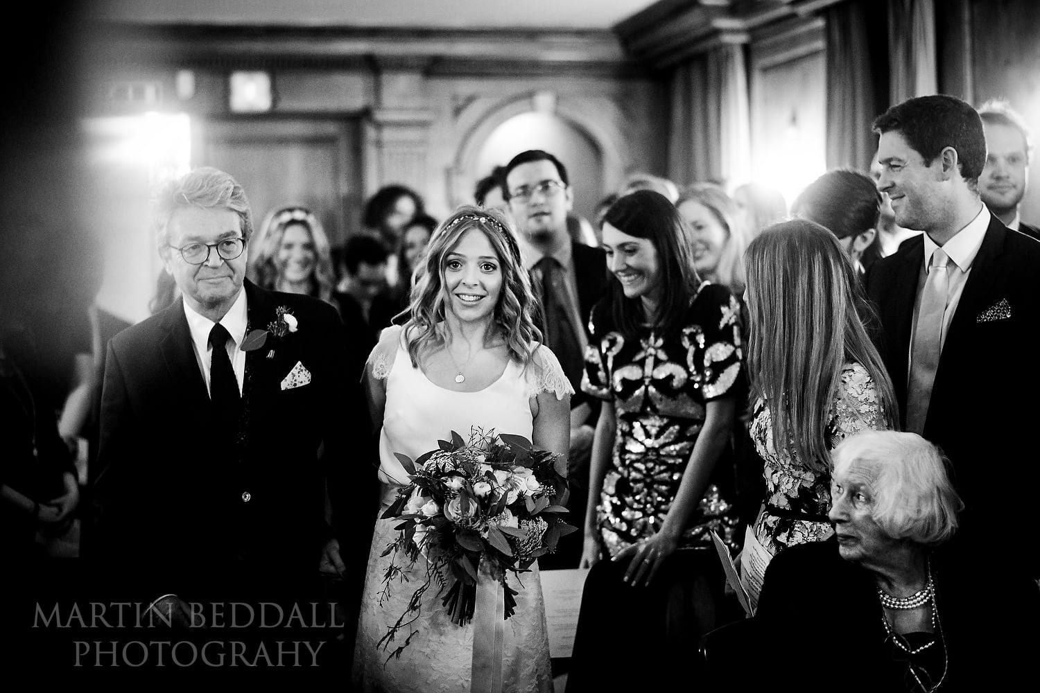 Wedding photography in 2016 at Burgh House