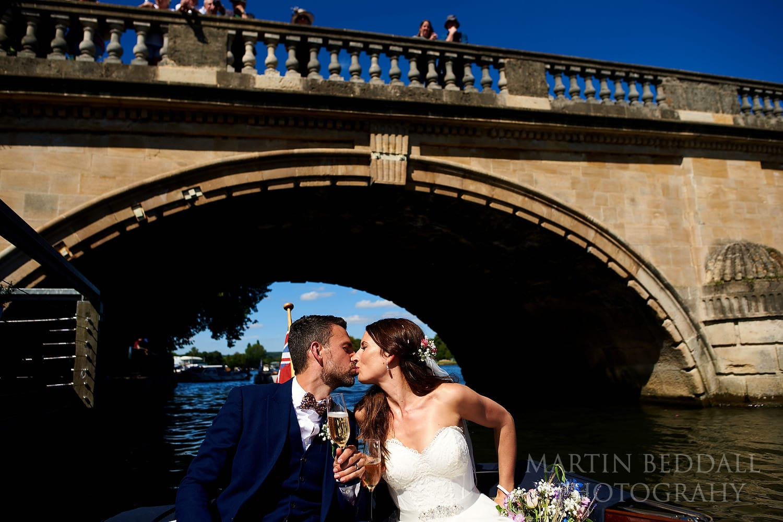 Henley wedding