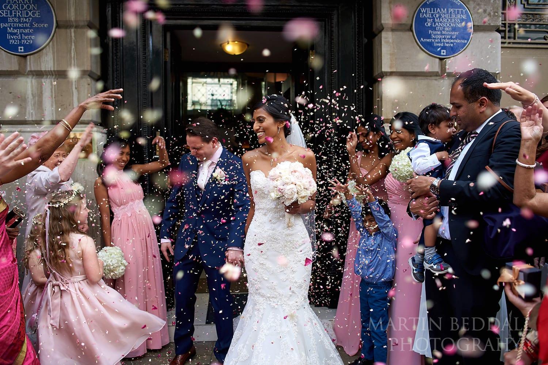 London confetti