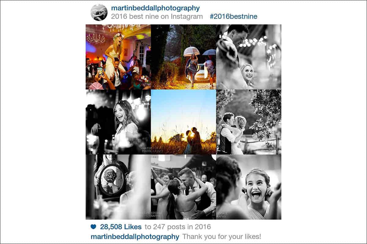 Top instagram photos of 2106