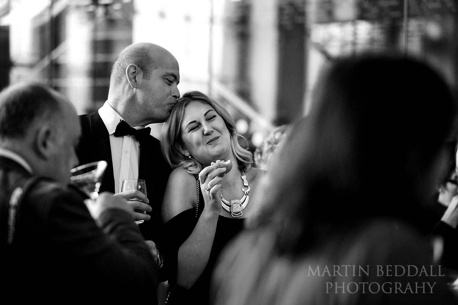 Wedding photography at the Town Hall Hotel