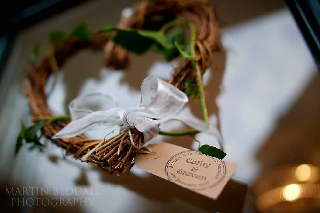 Anteros wedding