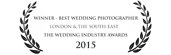 Wedding Photojournalist award 2015