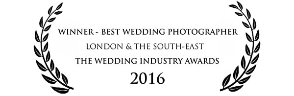 Wedding photojournalist award 2016