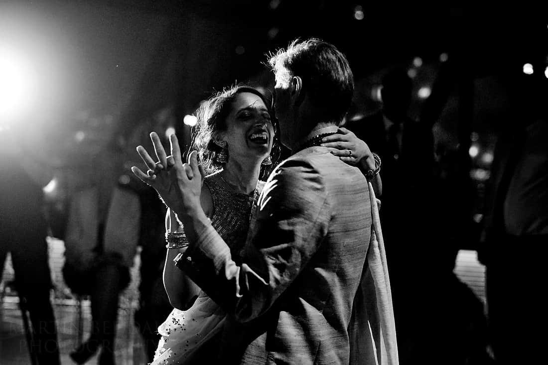 Gherkin wedding first dance