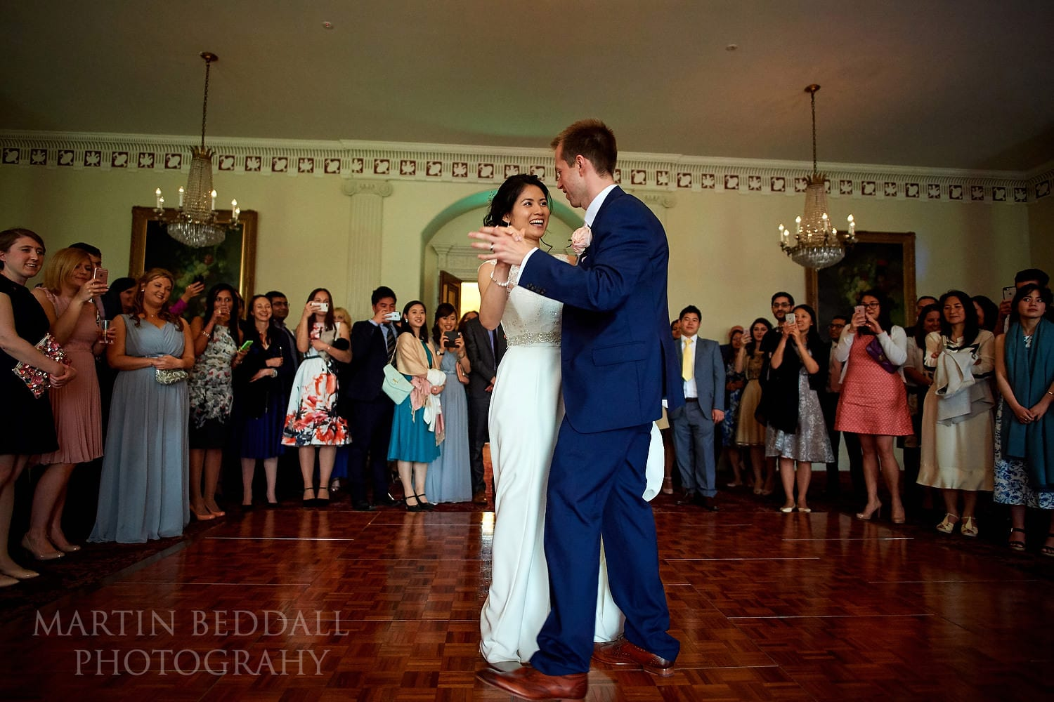 First dance at Buxted Park