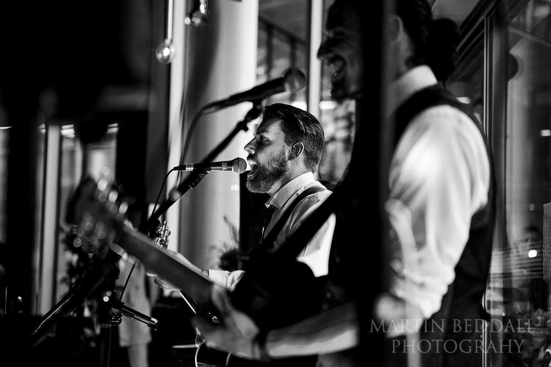 Bloomsbury wedding band