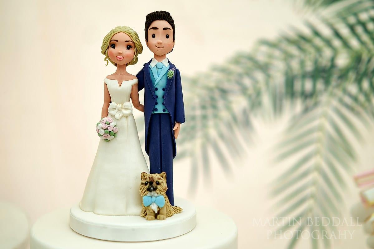 East Horsley wedding cake