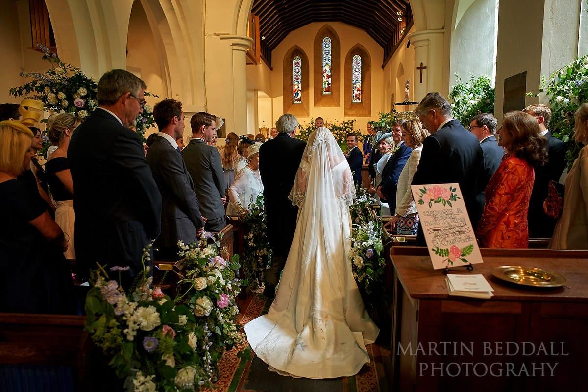 East Horsley wedding
