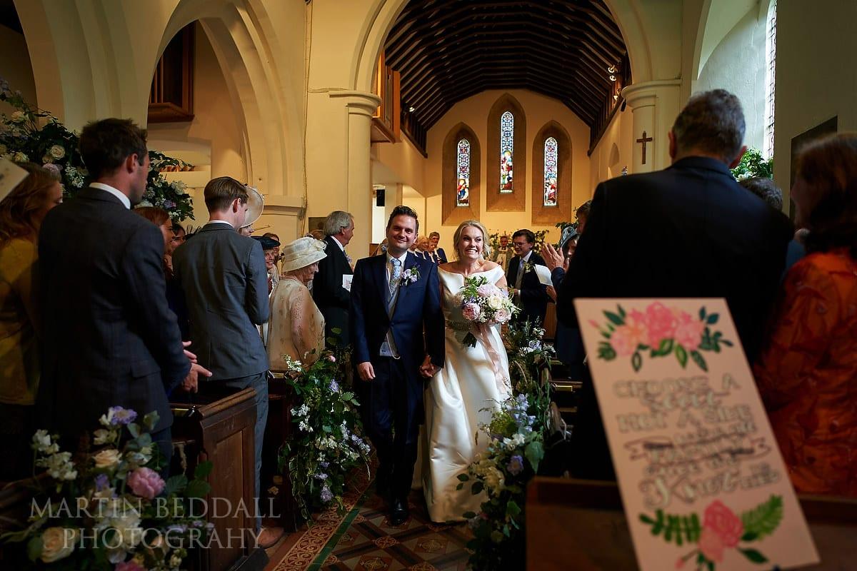 East Horsley wedding photography