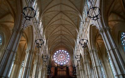 Arundel Cathedral – Claudia & Ben