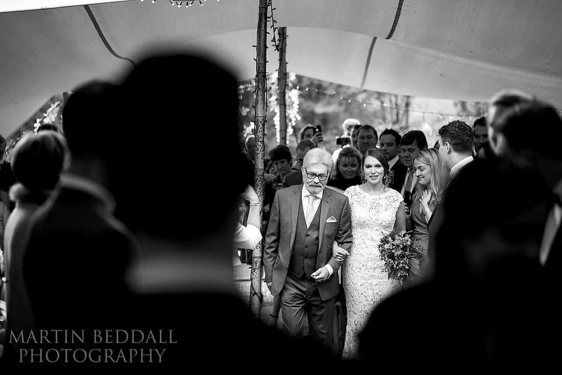 Copse wedding