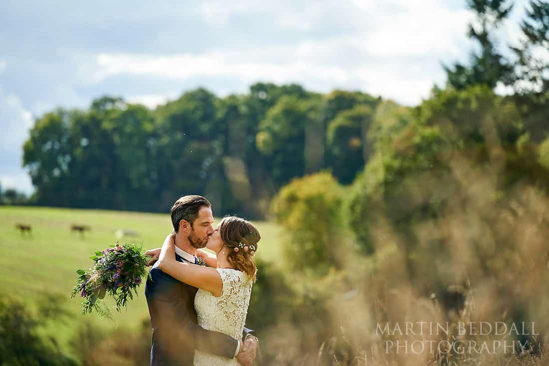 The Copse wedding photography