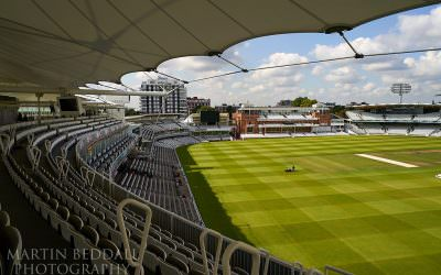 Lord's Cricket Ground – Jessica & Ben