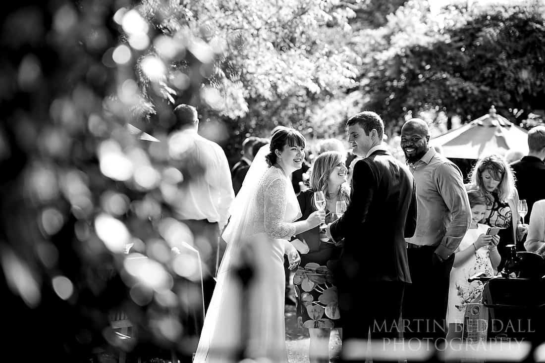 Wedding reception at The Pointer pub
