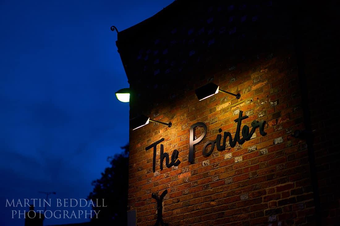 Pointer pub