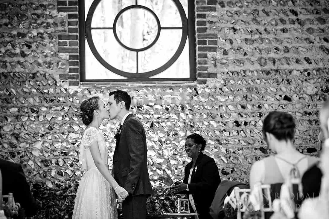 wedding at Cissbury