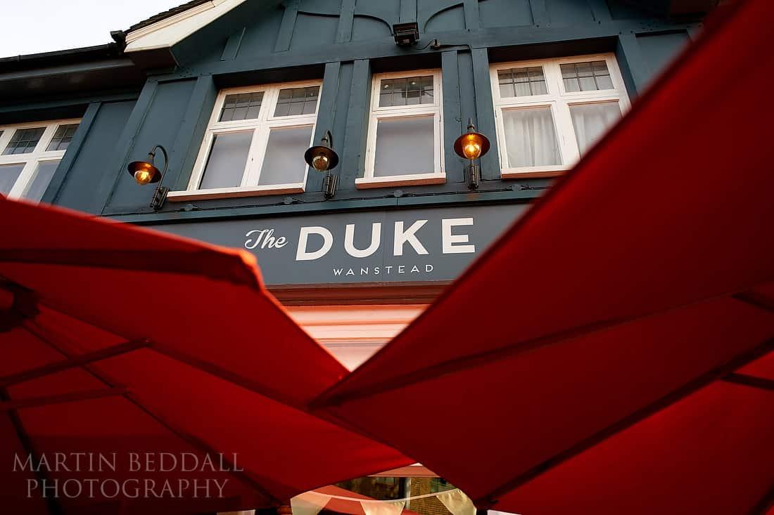Duke pub in Wanstead